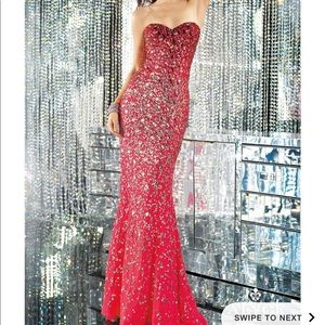 Alyce Evening Gown NWT